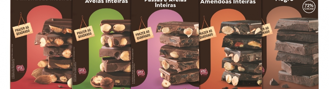 Continente lança novos chocolates de marcas próprias