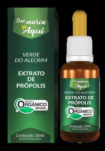 Extrato de Própolis Verde do Alecrim