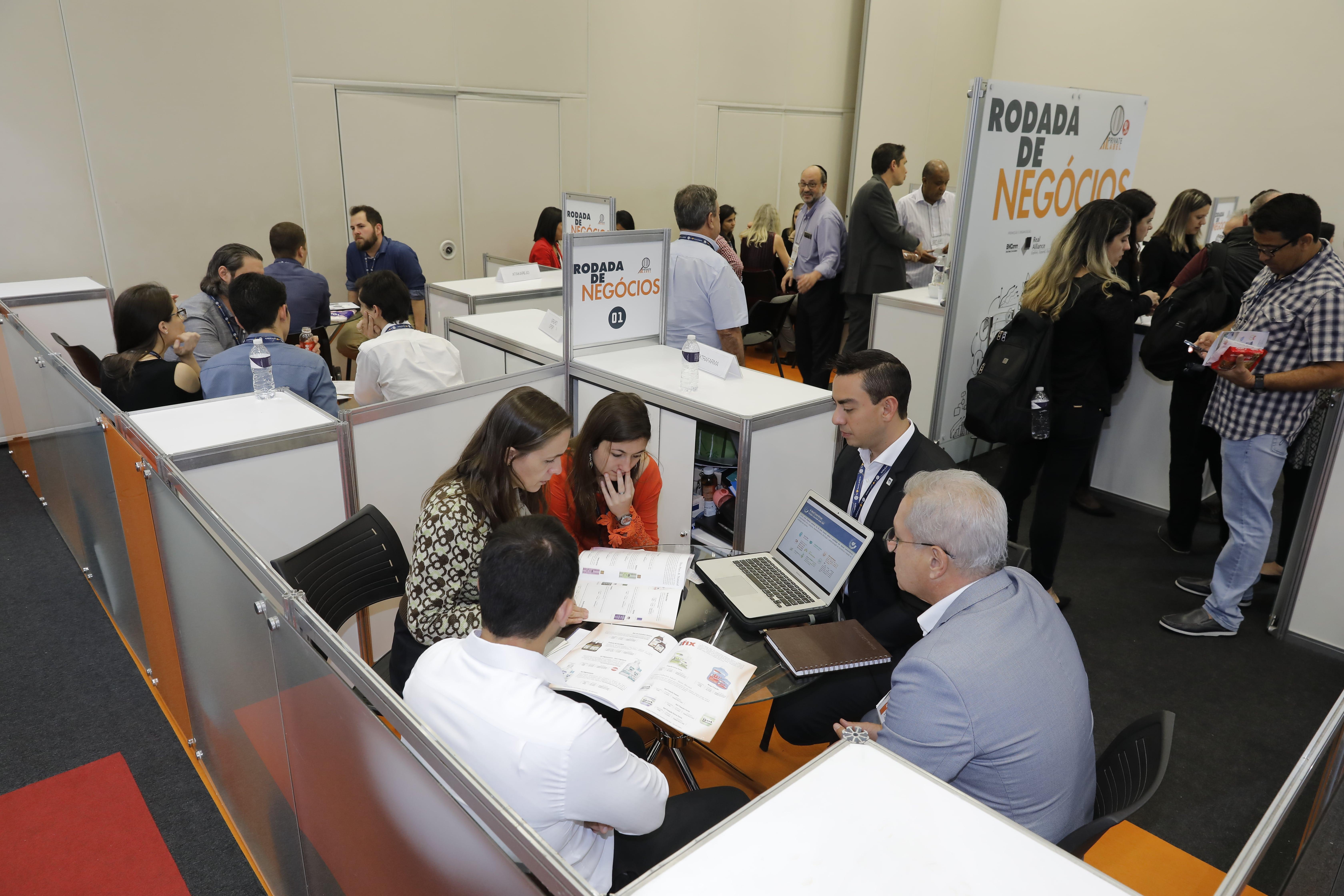 Private Label Brazil 2019: Rodada de Negócios é sucesso entre expositores e varejistas