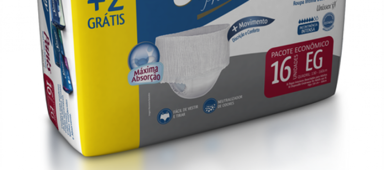 Feira Private Label traz fraldas de tubos mágicos como destaque